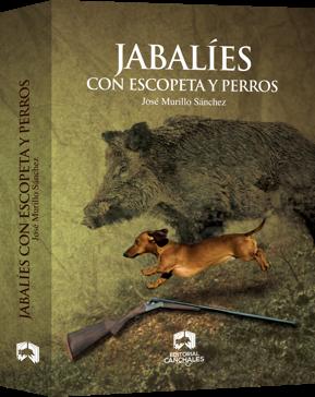 JOSÉ MURILLO SÁNCHEZ JABALÍES CON ESCOPETA Y PERROS